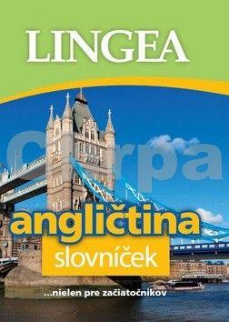 Lingea Angličtina slovníček cena od 124 Kč
