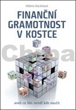 Helena Kociánová: Finanční gramotnost v kostce cena od 209 Kč