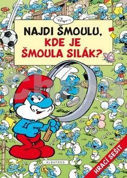 Peyo: Najdi Šmoulu - Kde je Šmoula Silák? cena od 67 Kč