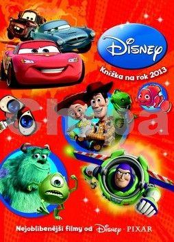 Disney Knížka na rok 2013 cena od 195 Kč