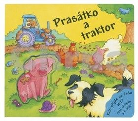 Prasátko a traktor cena od 89 Kč