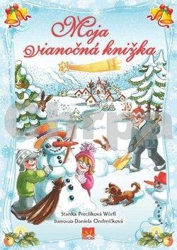 Príroda Moja vianočná knižka cena od 0 Kč