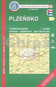 KČT 31 Plzeňsko cena od 94 Kč