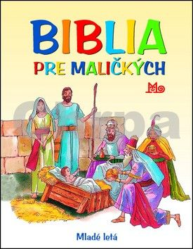 Mária Gálová: Biblia pre maličkých cena od 179 Kč
