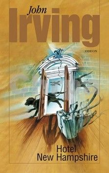 XXL obrazek John Irving: Hotel New Hampshire