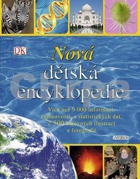 Nová dětská encyklopedie cena od 390 Kč