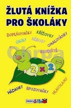 Žlutá knížka pro školáky cena od 49 Kč