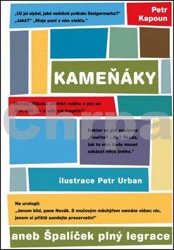 Petr Urban, Petr Kapoun: Kameňáky cena od 159 Kč