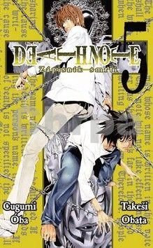 Takeshi Obata, Tsugumi Ohba: Death note - Zápisník smrti 5