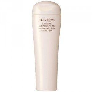 Shiseido Vyhlazující sprchové mléko (Smoothing Body Cleansing Milk) 200 ml