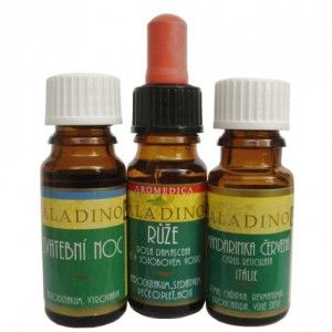 Aromedica Aladino vonný olej - kompozice rostlinných silic 10 ml Dětská směs