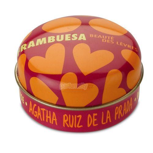 Agatha Ruiz De La Prada Lip Balsam Raspberry 15ml