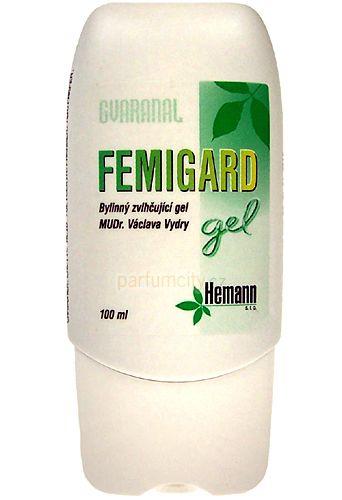 Hemann Femigard Zvlhčující Gel 100ml
