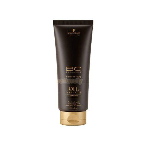 Schwarzkopf BC Bonacure Oil Miracle Shampoo 200ml