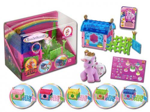 EPEE Filly Unicorn Sada město cena od 299 Kč