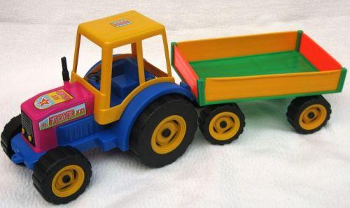 Vizopol Farmer Traktor