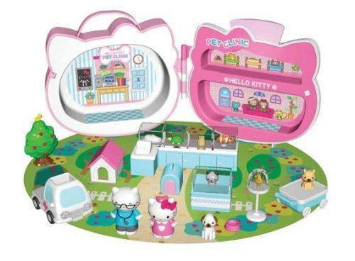 EPEE Hello Kitty Nemocnice pro zvířátka cena od 399 Kč