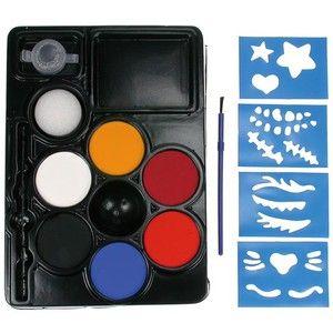 Galt: Barvy na obličej 3.