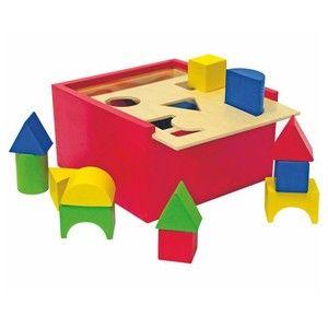 Woody Krabička na procvičování tvarů cena od 199 Kč