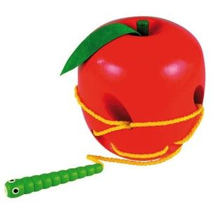 Woody Provlékadlo - Jablko s červíkem cena od 0 Kč