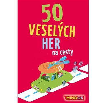Mindok: 50 veselých her na cesty