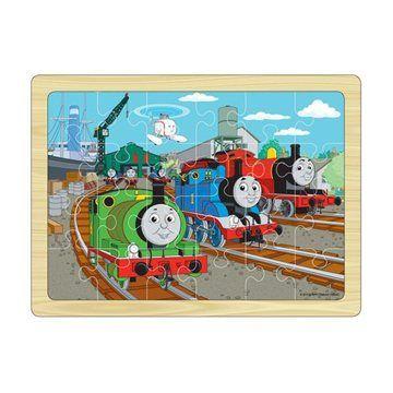 QUIDO BERGMANN Dřevěné puzzle na desce cena od 139 Kč