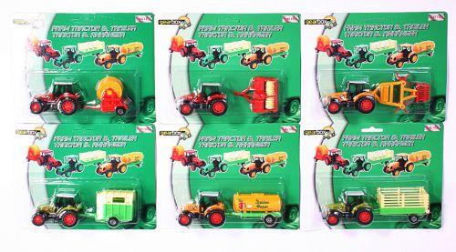 GearBox Traktory se zemědelskou technikou cena od 299 Kč