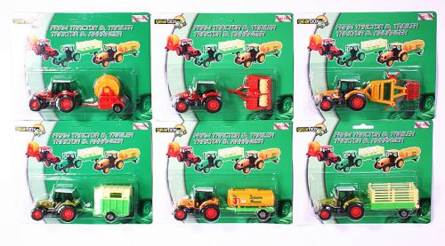 GearBox Traktory se zemědelskou technikou