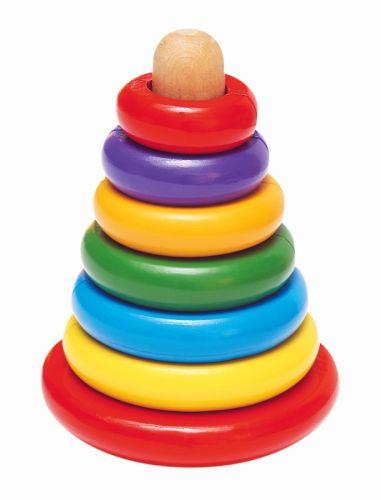 Woody Magnetická skládací pyramida cena od 275 Kč