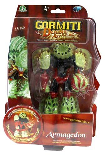 EPLINE Gormiti Mythos 15 cm figurka cena od 372 Kč