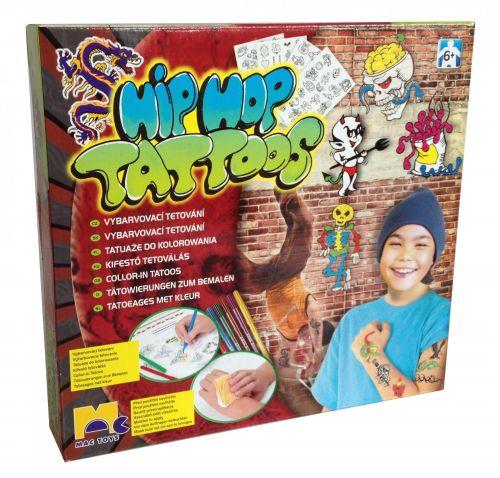 Mac Toys Tetování pro kluky