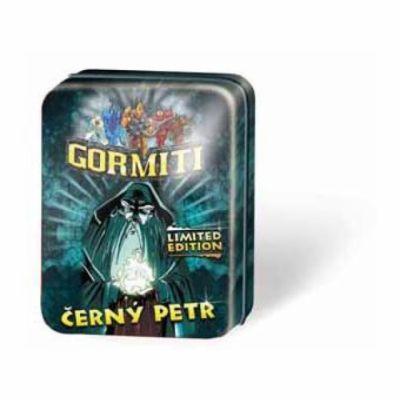 Černý Petr - Gormiti - plechová krabička cena od 73 Kč