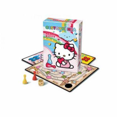 Cestovní hra - Hello Kitty cena od 74 Kč