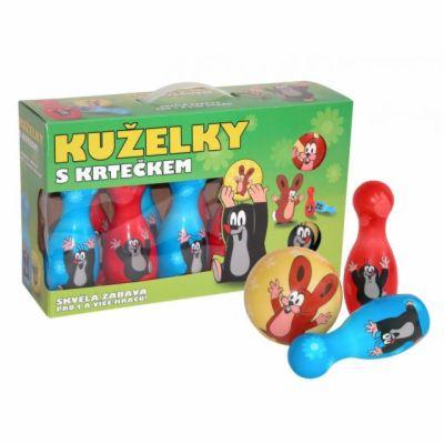 Krtek - Kuželky s krtečkem cena od 352 Kč