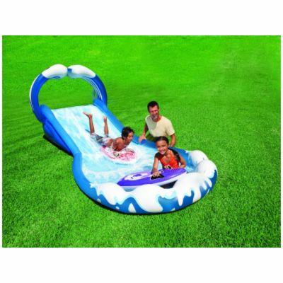 Intex Vodní skluzavka Surf cena od 2830 Kč
