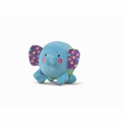 Mattel Fisher Price Zvonivý plyšový slon cena od 0 Kč