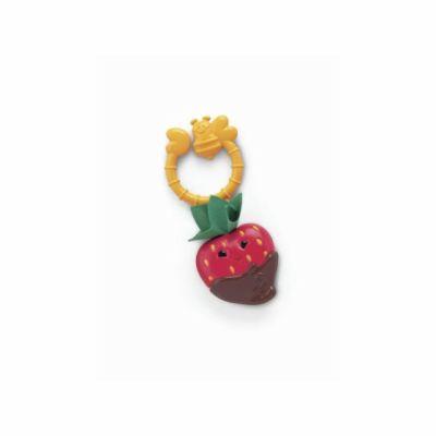 Mattel Fisher Price Chrastítko jahůdka cena od 109 Kč