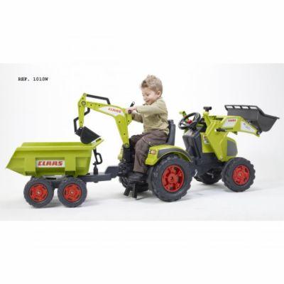 Falk Traktor Claas Axos šlapací
