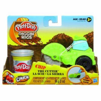 Hasbro Play-Doh stavební stroje cena od 199 Kč