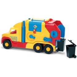 Wader Super Truck popelář krátký 36580 cena od 444 Kč