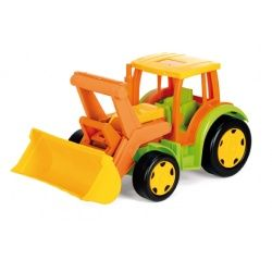 Wader Traktor Gigant solo bez obalu 66005 cena od 0 Kč