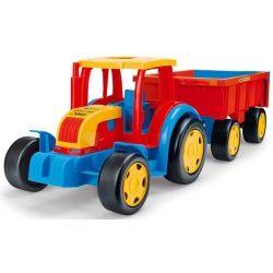 Wader Gigant traktor s vlekem 66100