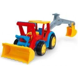 Wader Gigant traktor s rypadlem 66500 cena od 0 Kč