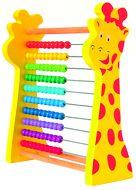 Woody Rainbow Žirafa Počítadlo