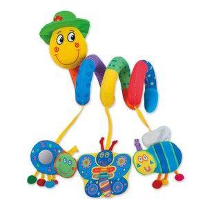 Galt: Červík Pepík - dětská hračka na postýlku cena od 372 Kč