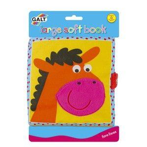 Galt: Velká dětská knížka – hlavy zvířátek 2 cena od 239 Kč