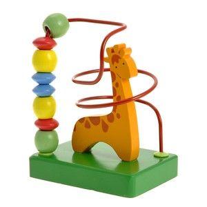 Woody Motorický labyrint - Žirafa (8591864900282) cena od 119 Kč