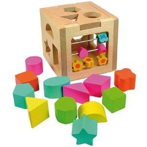 Woody Vkládací krabička s počítadlem cena od 269 Kč