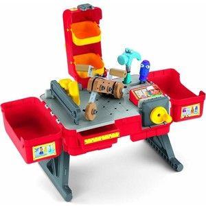 Fisher Price Mannyho přenosný opravářský stůl (0746775044350)