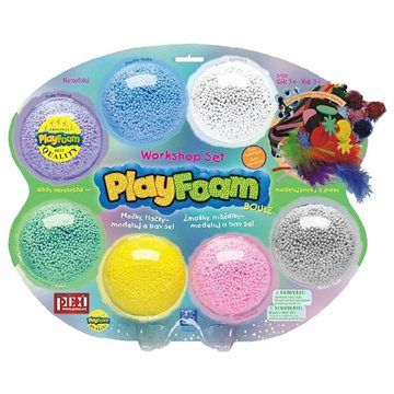 PEXI PlayFoam Boule Workshop set